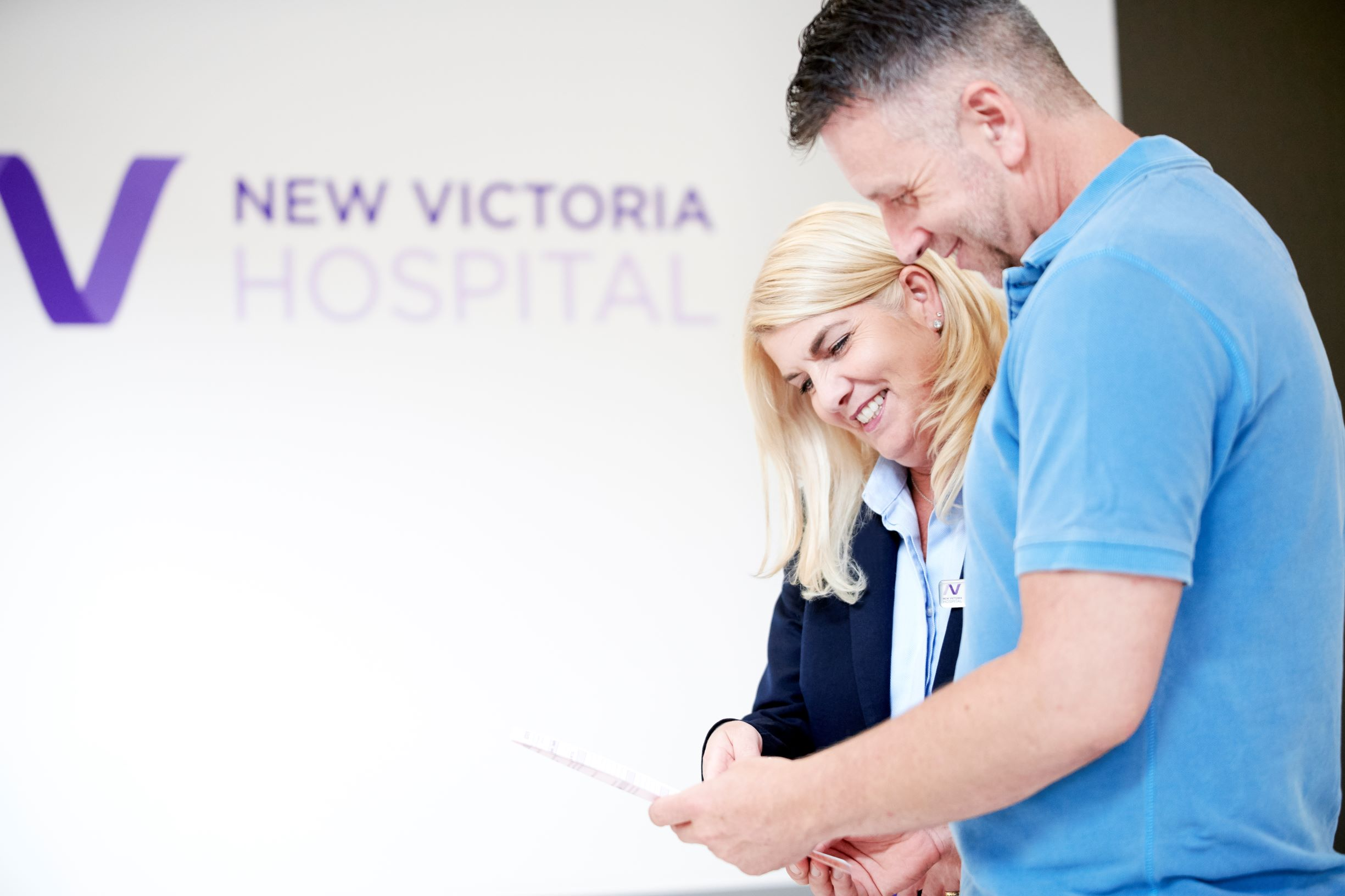 Get to Know New Victoria Hospital